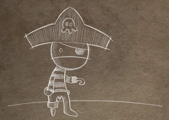 19. September: Look Like A Pirate Day