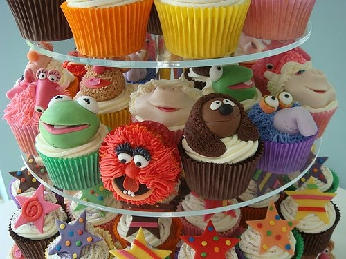 muppets-cupcakes