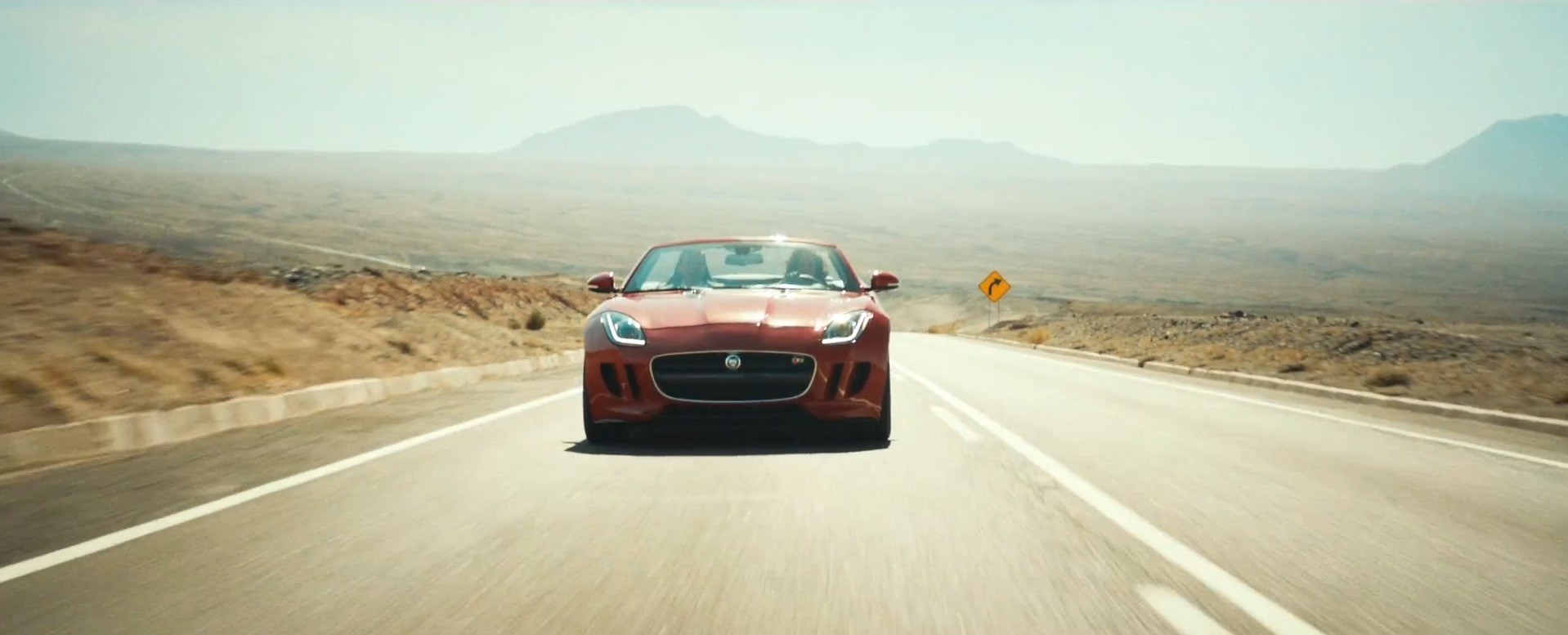 Jaguar F-TYPE Kurzfilm (Trailer)