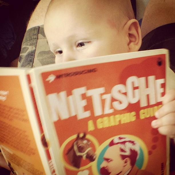 Das Leihbaby, Nietzsche & ich