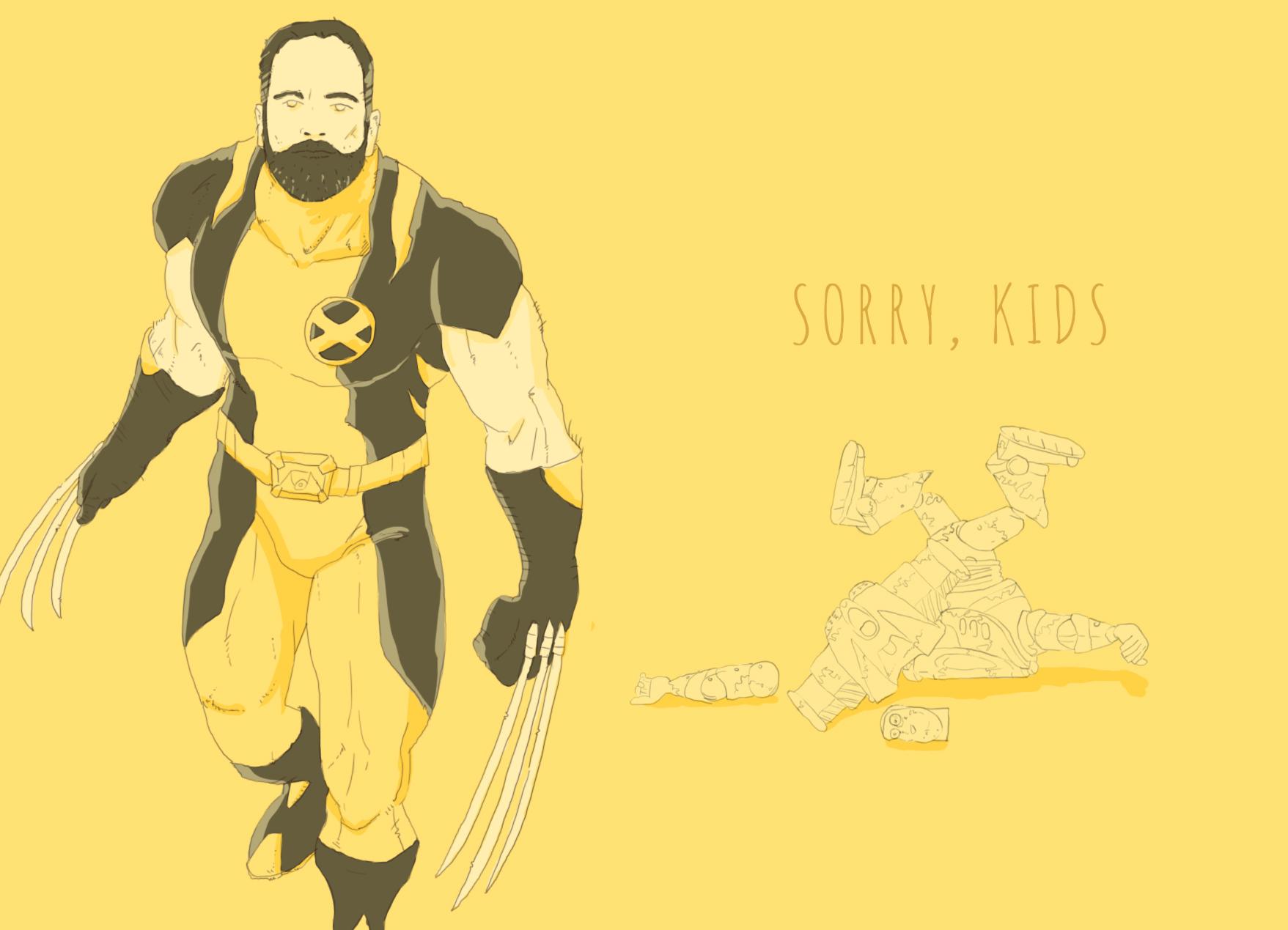 Sorry, Kids