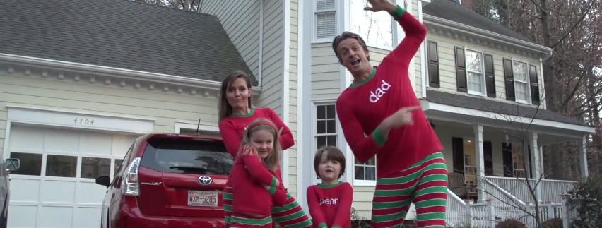 #XMASJAMMIES – Die weihnachtlichste Familie der Welt