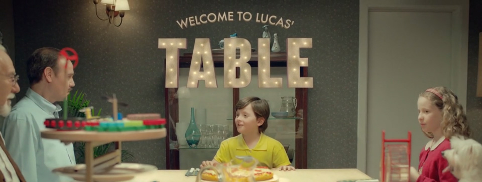 Lucas' Table