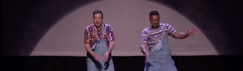 """Evolution of Hip-Hop Dancing"" (w/ Jimmy Fallon & Will Smith)"