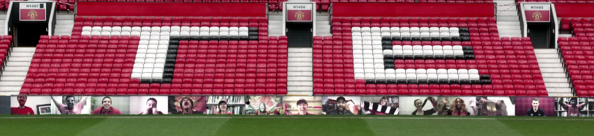 Manchester United & Google+ Present Front Row