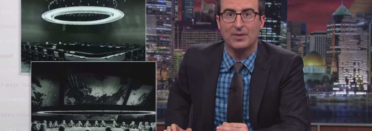 John Oliver Explains The World Cup And FIFA To Americans