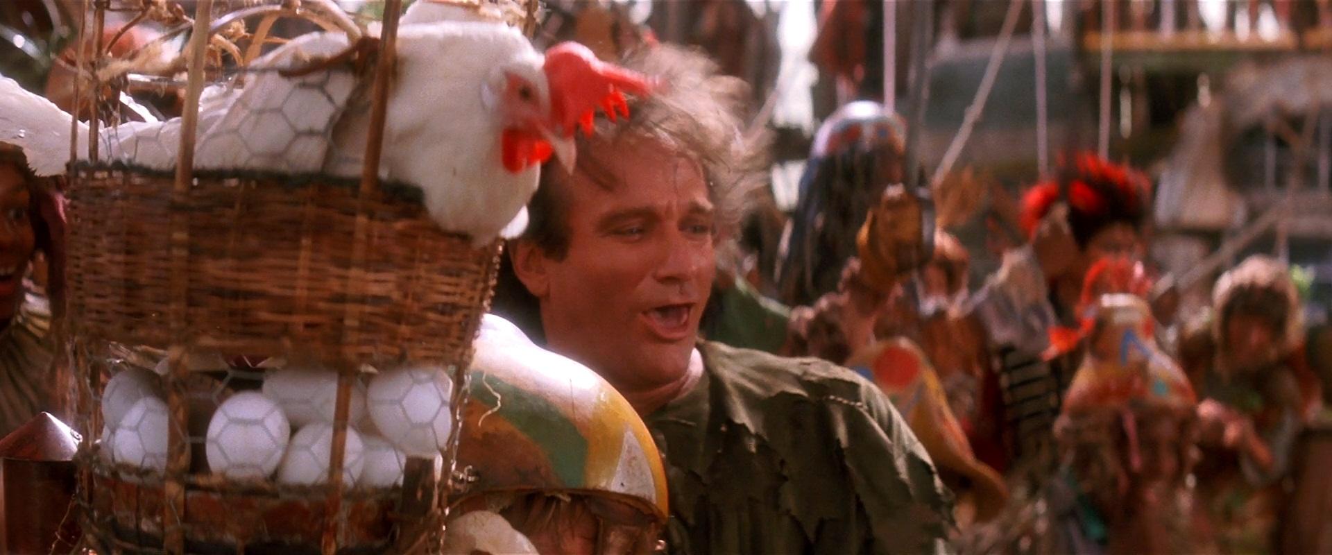 Robin Williams / Peter Pan