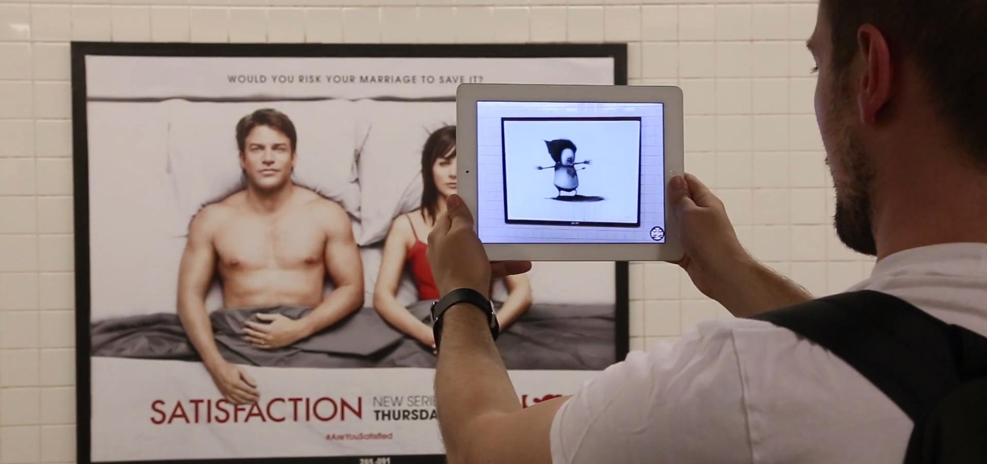 Digitales Adbusting - Mit der NO AD App Werbung im öffentlichen Raum entsorgen