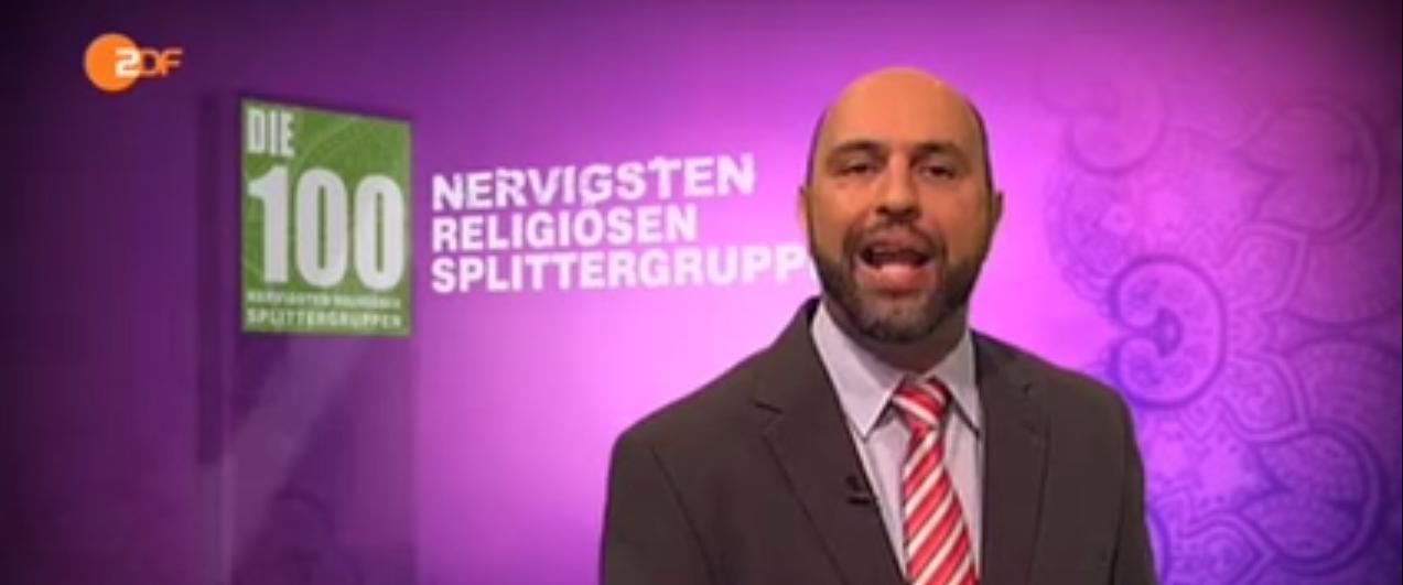 ZDF Heute Show: Scharia Polizei - Die 100 nervigsten religiösen Splittergruppen