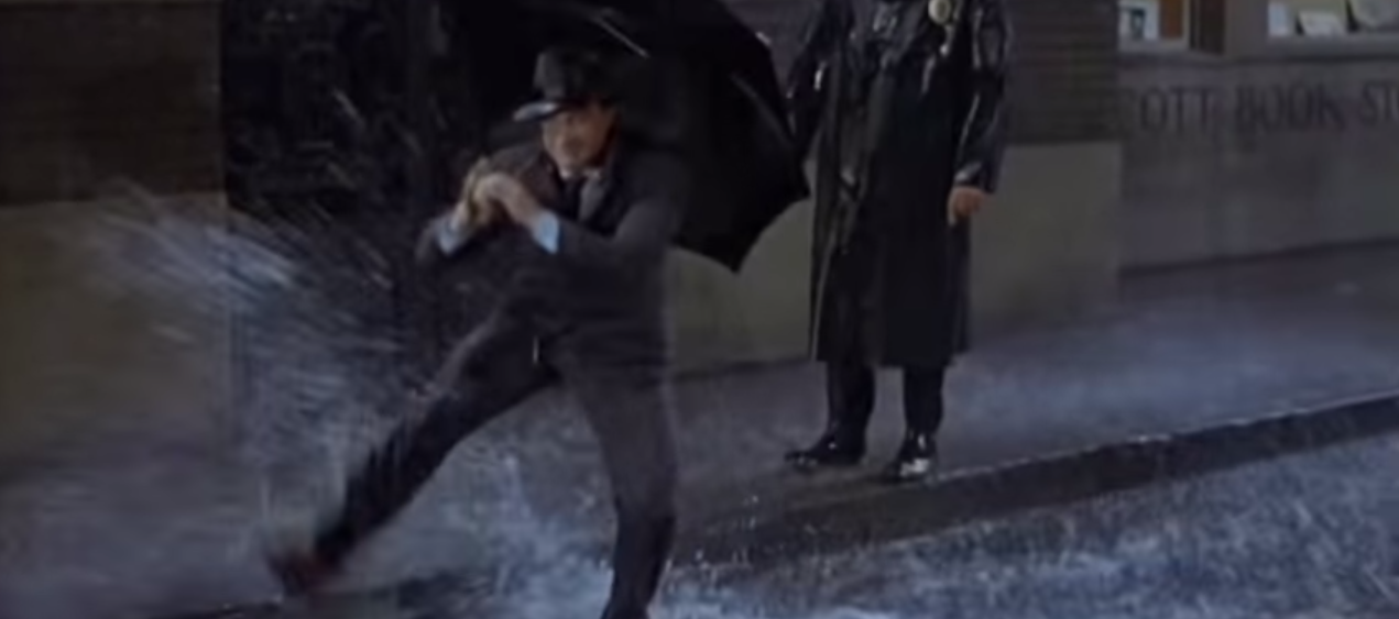 Musicless Musicvideo / SINGIN' IN THE RAIN