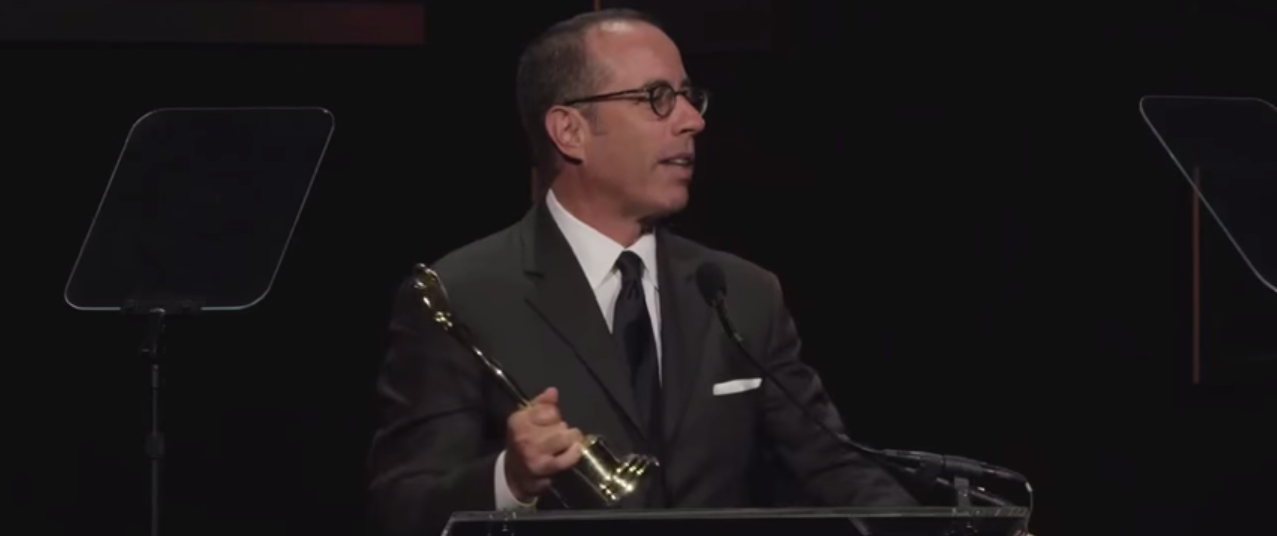 Jerry Seinfeld: I love advertising because I love lying