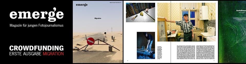 emerge magazin für jungen fotojournalismus