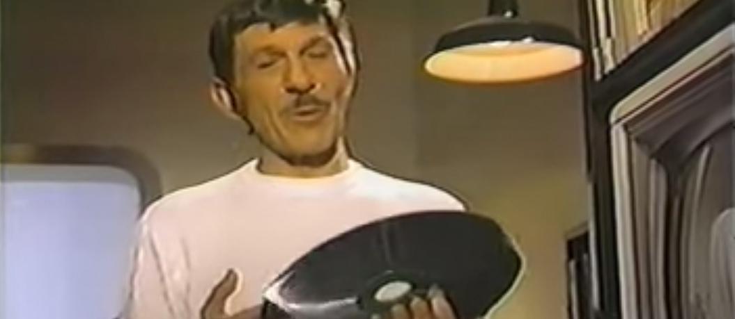Die große Leonard Nimoy Werbespots Sammlung
