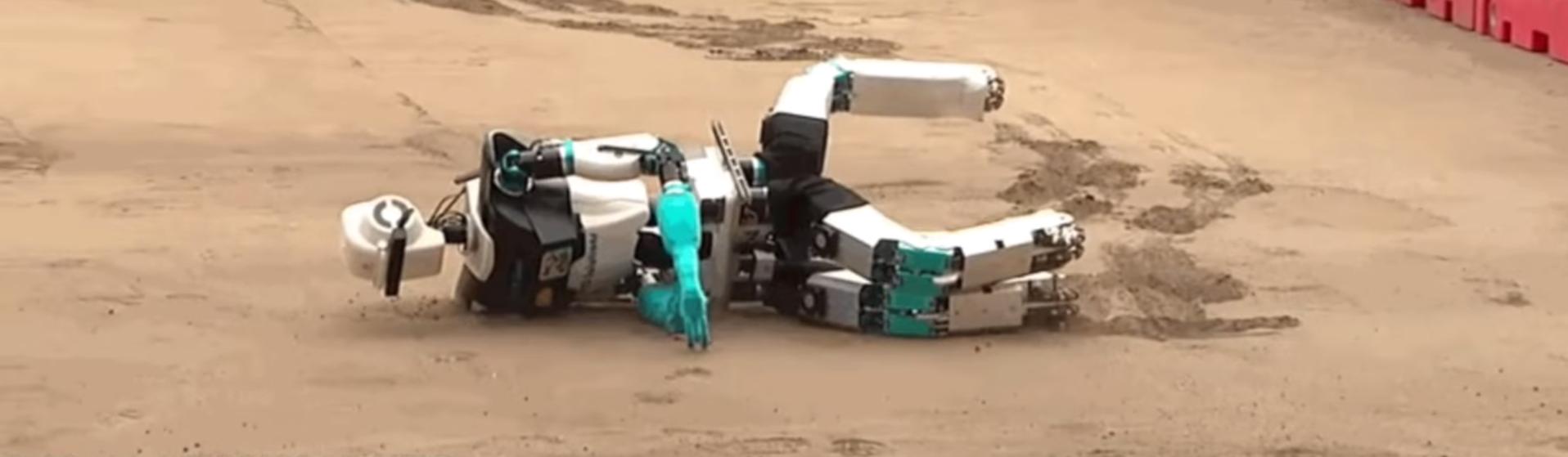 Die Weltherrschaft der Roboter verschiebt sich auf unbestimmte Zeit