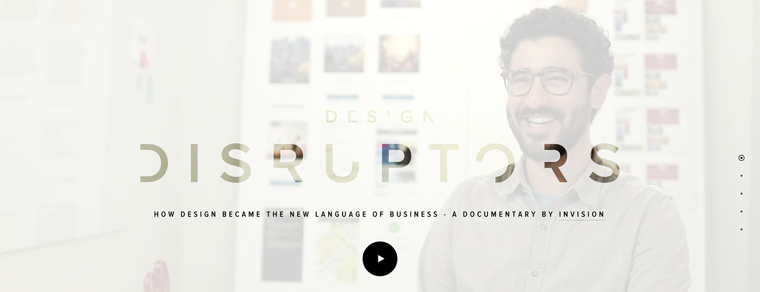 Design Disruptors (Trailer)