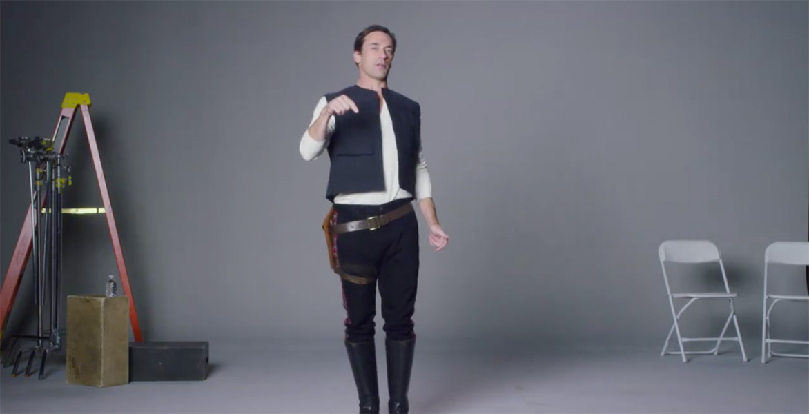 Star Wars: The Force Awakens Screen Tests