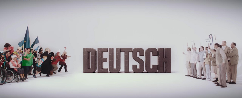 Böhmermann mal wieder: BE DEUTSCH! [Achtung! Germans on the rise!]