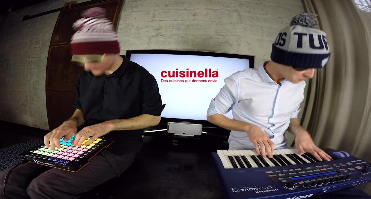 Remix Musiques De Pub - French Fuse - French Pub